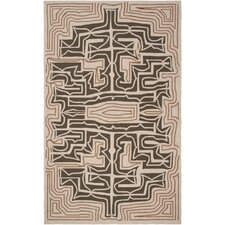 Labrinth Mocha Outdoor Rug