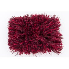 <strong>Surya</strong> Milan Red Burgundy Plum Rug