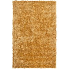 Nitro Golden Yellow Area Rug