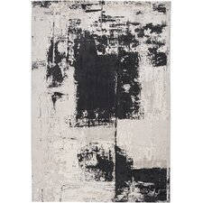Nuage Black Area Rug