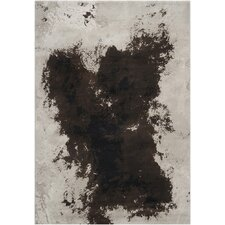 Nuage Dark Brown Rug