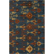 Surroundings Teal Rug