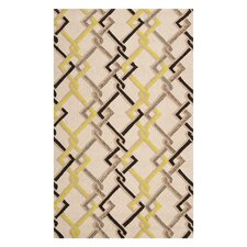 Rain Ivory Indoor/Outdoor Rug