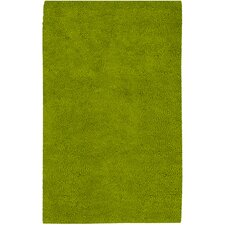 Aros Lime Green Area Rug