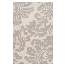 Athena Bay Leaf/Antique White Rug