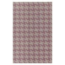 Frontier Elephant Gray/Twilight Mauve Rug