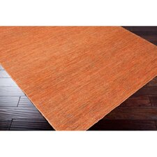 Dominican Orange Area Rug