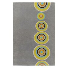 Dazzle Gray Area Rug