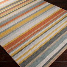 <strong>Surya</strong> Calvin Golden Yellow/Misty White Rug
