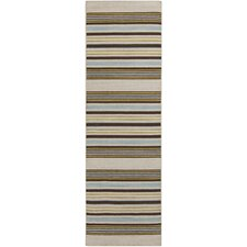 Calvin Kelp Brown Rug