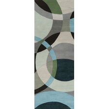 Forum Dove Gray/Light Celadon Rug