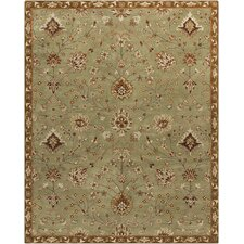 Kensington Turtle Green Rug