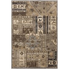 <strong>Surya</strong> Lenoir Brown/Mossy Gold Rug