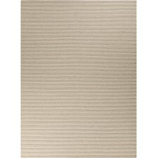 Ravena Ivory/Cobble Stone Striped Rug