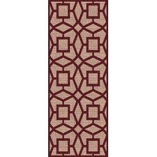 <strong>Surya</strong> Dream Cranberry Rug