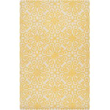 Oasis Golden Raisin/Antique White Rug