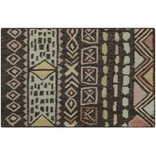 Nomad Coal Black Rug