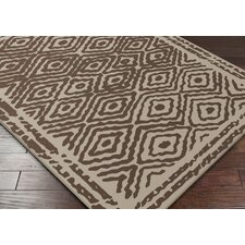 Atlas Dark Taupe Rug