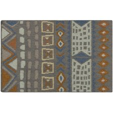 Nomad Burnt Orange Rug