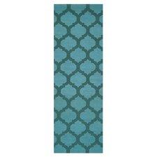 Frontier Teal Green/Sea Blue Area Rug
