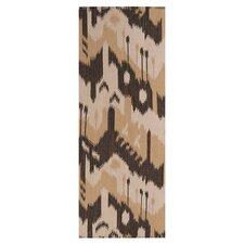 Jewel Tone Bronze/Dark Khaki Rug