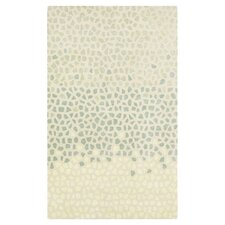 Lighthouse Bone/Malachite Green Rug