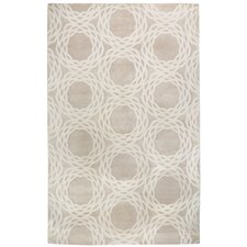 Cococozy Champagne Princeton Rug