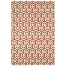 Elsinore Cinnamon Honeycombs Rug