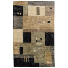 Left Bank Onyx Multi Rug