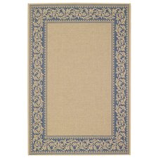 Elsinore Scroll Blue Rug
