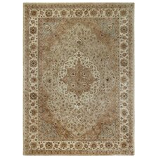 Forest Park Brown Tabriz Rug