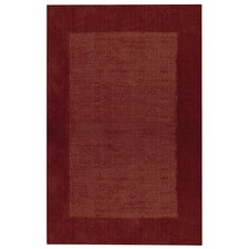 <strong>Capel Rugs</strong> Alleghany Red Rug