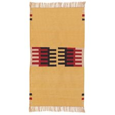 Woven Spirits Del Valle Antiguo Brushes Rug