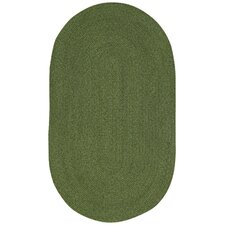 Manteo Deep Green Rug