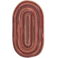 Eaton Country Red Rug