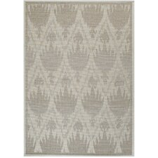 Udorn Tan Flower Rug
