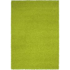 Hip Hop Shag Key Lime Rug