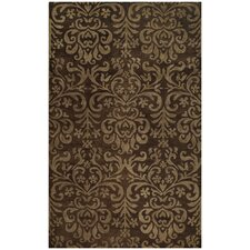 Lace Brown Rug