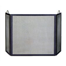 3 Fold Hammertone Flat Top Screen