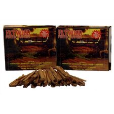 10 Pounds Fatwood In Color Carton