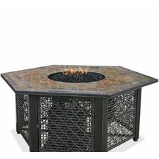 <strong>Uniflame Corporation</strong> LP Gas Outdoor Fire Pit