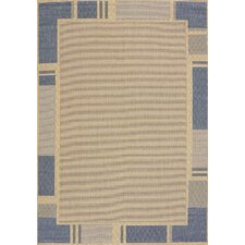 Solarium Blue Terrace Indoor/Outdoor Rug