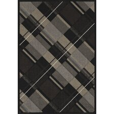 Townshend Black Journey Rug