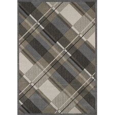 Townshend Grey Journey Rug