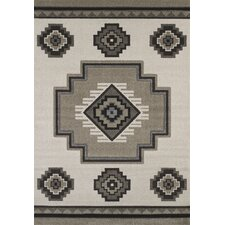 Townshend Cream Mountain Rug