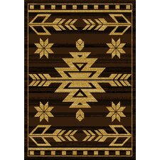 Affinity Brown Teton Rug