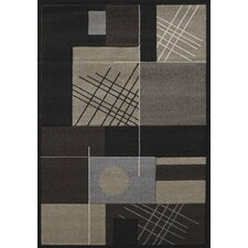 Townshend Black Touche Rug