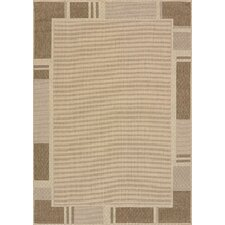 Solarium Beige Terrace Indoor/Outdoor Rug