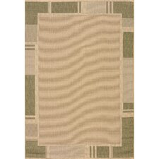 Solarium Green Terrace Indoor/Outdoor Rug