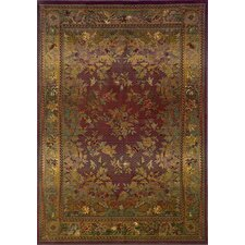 Tapestries Savannah Terracotta Rug
